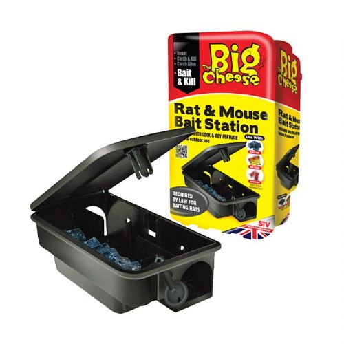 RAT & MOUSE BAIT STATION (STV179)